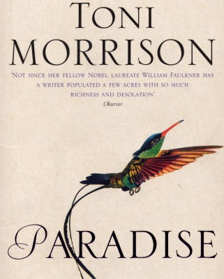 essay morrisons paradise toni So begins toni morrison's paradise certain passages stick out sharply because they sound more like critical essays than part of the plot.